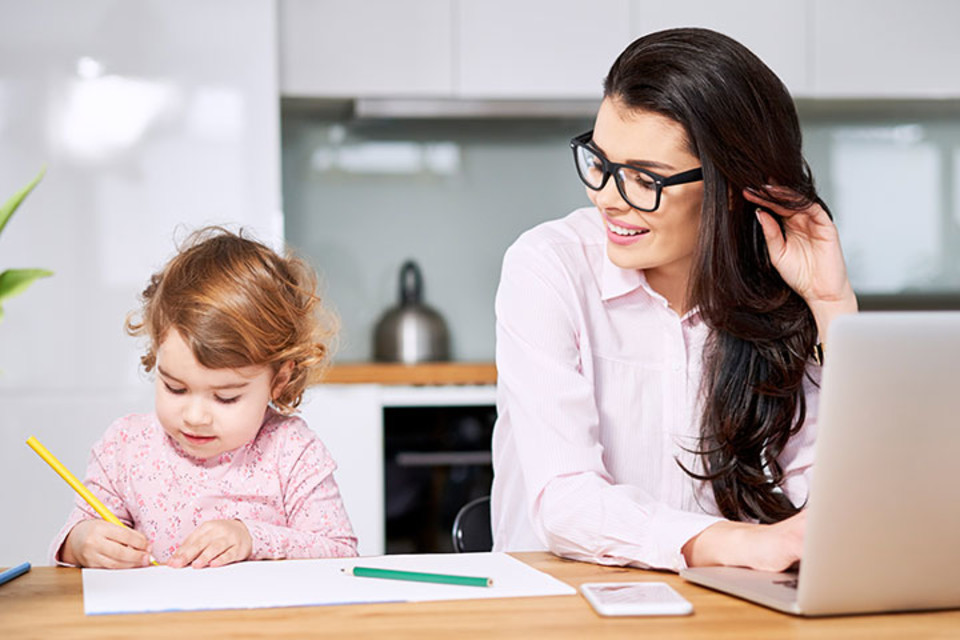 Why Mompreneurs are choosing a London Virtual Office